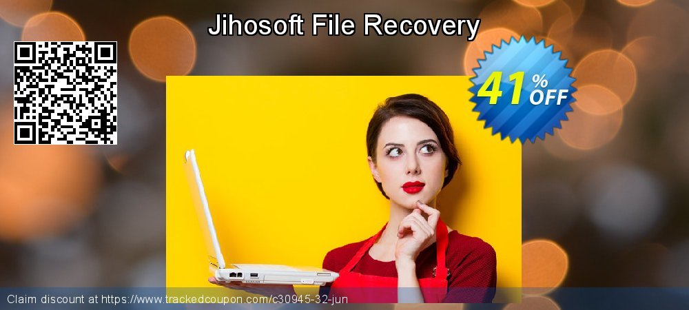 Claim 41% OFF Jihosoft File Recovery Coupon discount October, 2019