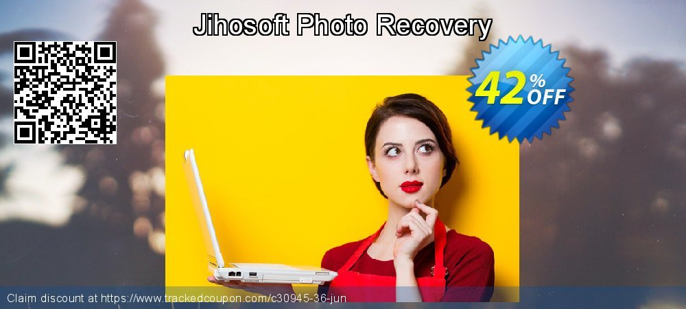 Jihosoft Photo Recovery coupon on New Year offer