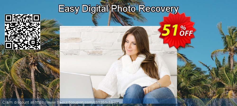 Claim 51% OFF Easy Digital Photo Recovery Coupon discount April, 2020