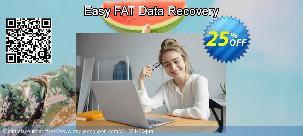 Claim 25% OFF Easy FAT Data Recovery Coupon discount April, 2020