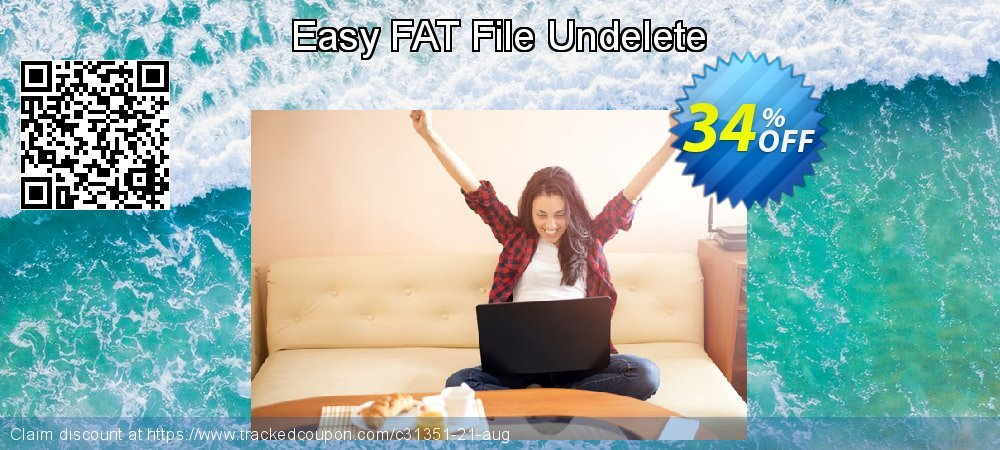 Claim 34% OFF Easy FAT File Undelete Coupon discount April, 2020