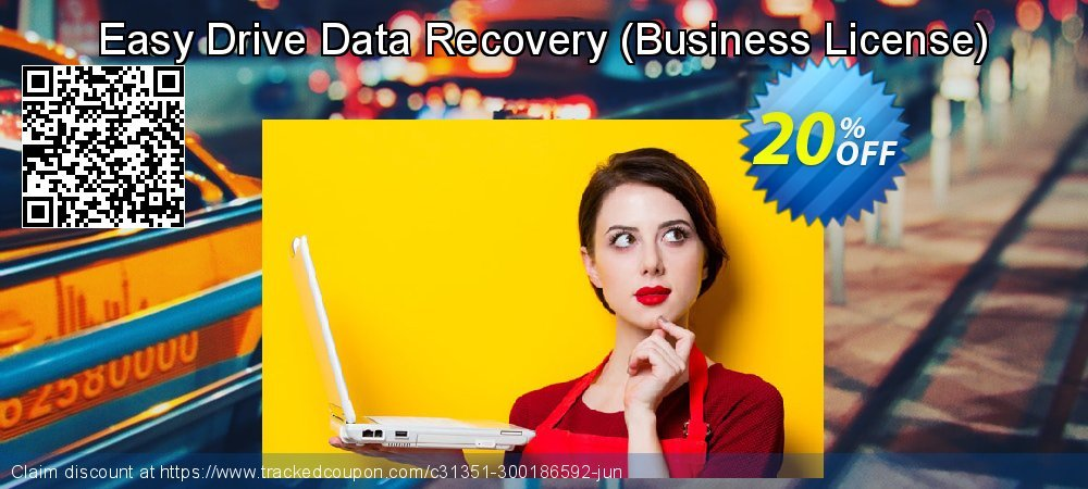 Claim 20% OFF Easy Drive Data Recovery - Business License Coupon discount April, 2020