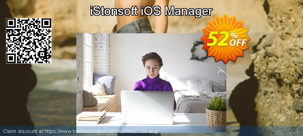 iStonsoft iOS Manager coupon on Thanksgiving promotions