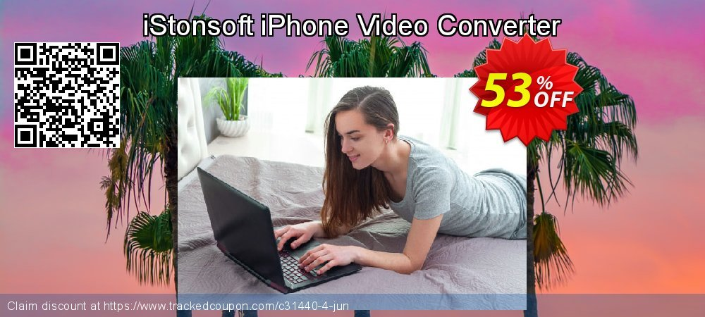 iStonsoft iPhone Video Converter coupon on Thanksgiving discounts