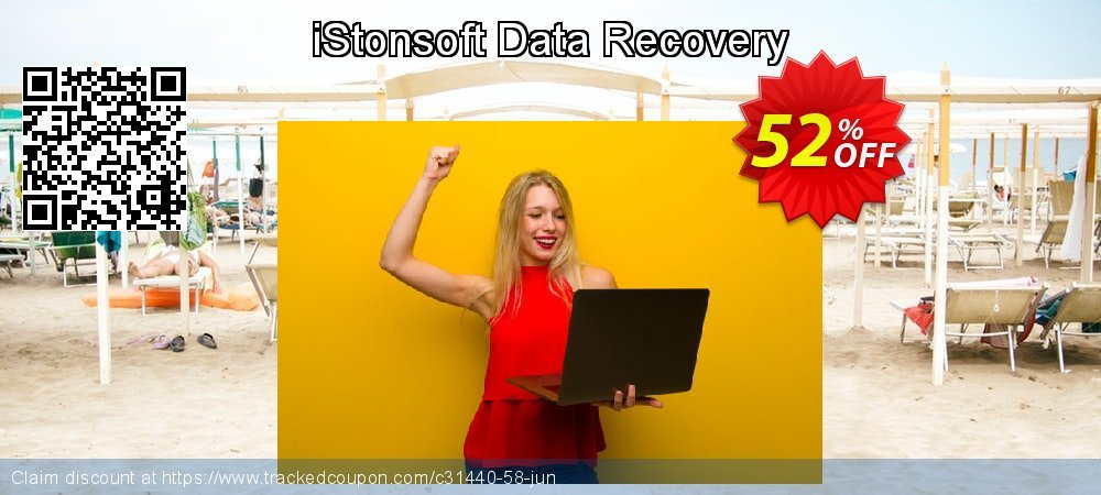iStonsoft Data Recovery coupon on Xmas Day promotions