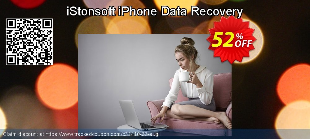Claim 60% OFF iStonsoft iPhone Data Recovery Coupon discount July, 2019