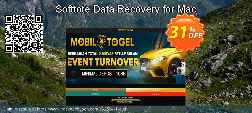 Claim 31% OFF Softtote Data Recovery for Mac Coupon discount February, 2020