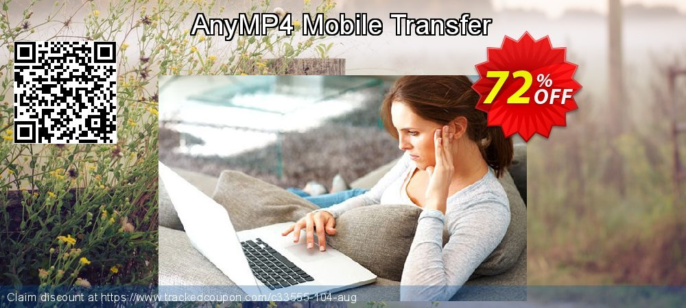 AnyMP4 Mobile Transfer coupon on Natl. Doctors' Day sales