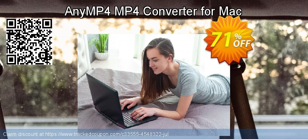 AnyMP4 MP4 Converter for Mac coupon on Read Across America Day offering sales