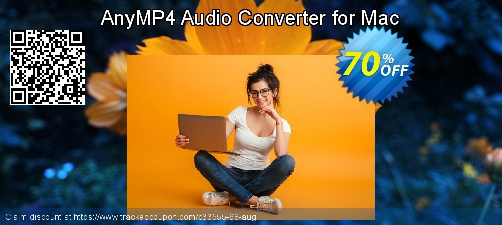 AnyMP4 Audio Converter for Mac coupon on Valentines Day promotions