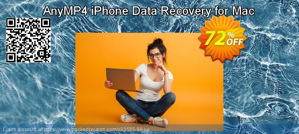 AnyMP4 iPhone Data Recovery for Mac coupon on Natl. Doctors' Day discount