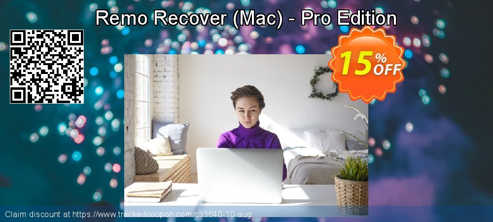 Remo Recover - Mac - Pro Edition coupon on Halloween discounts