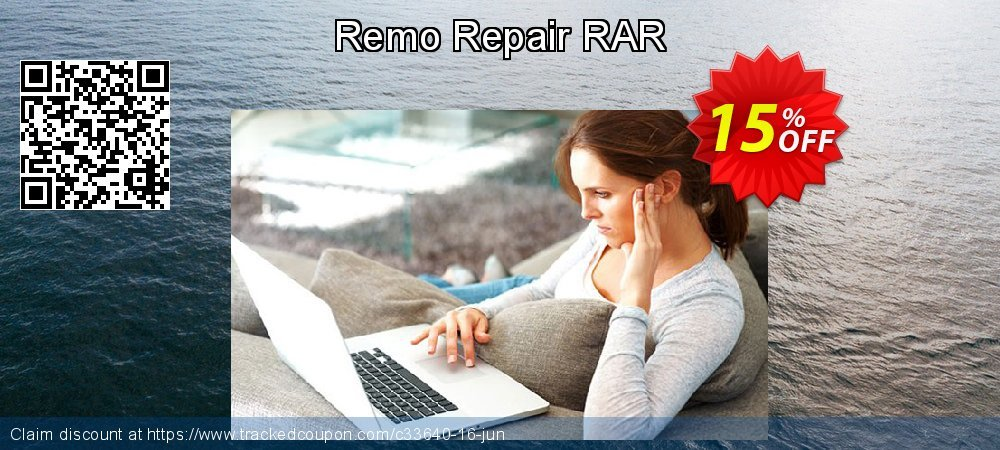 Remo Repair RAR coupon on Halloween offering discount