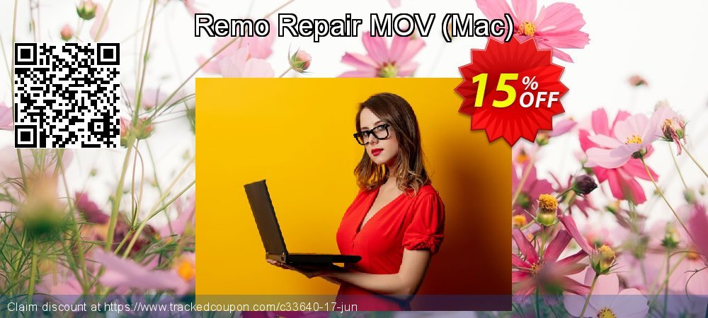 Remo Repair MOV - Mac  coupon on Black Friday super sale
