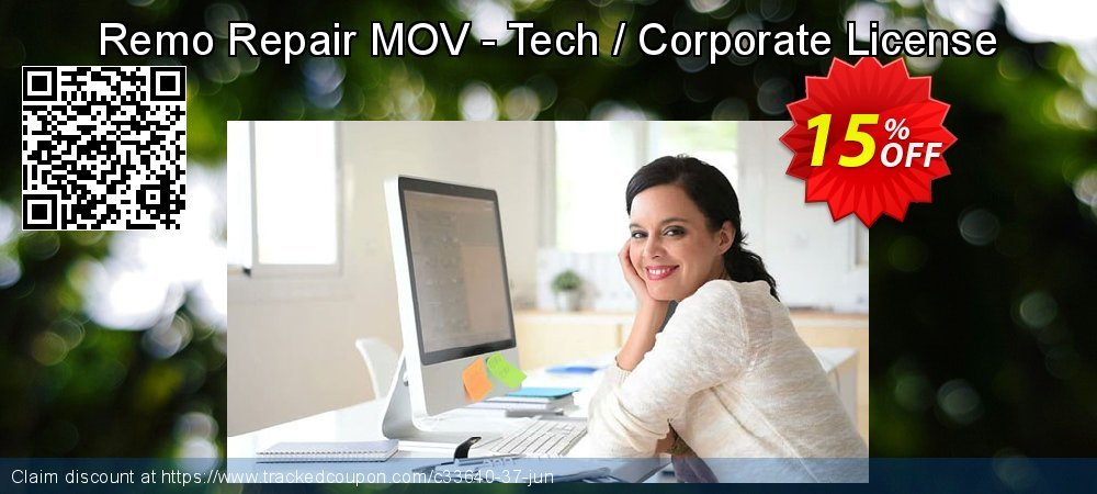 Remo Repair MOV - Tech / Corporate License coupon on May Day promotions