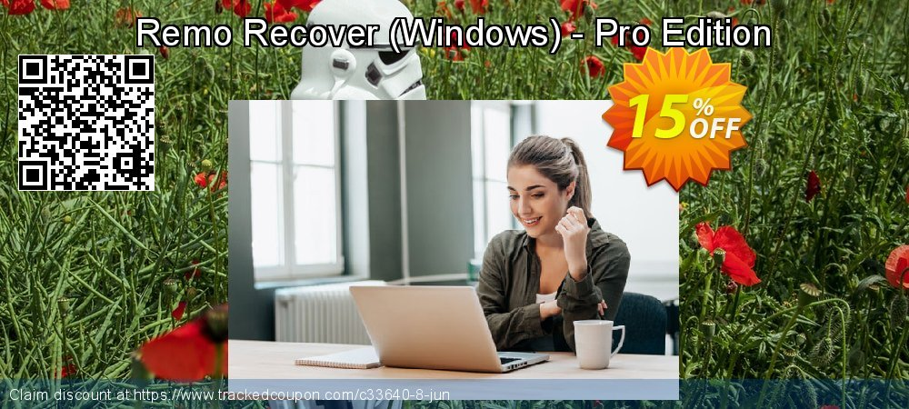 Remo Recover - Windows - Pro Edition coupon on Thanksgiving super sale