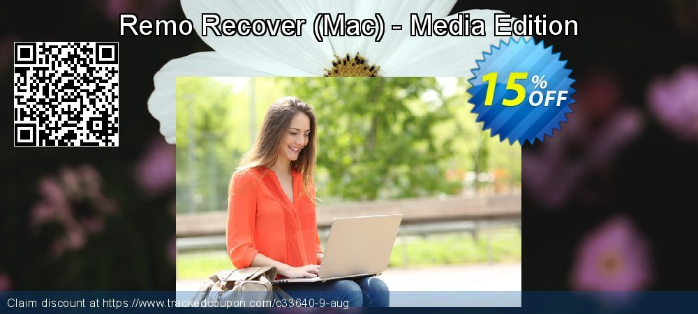 Remo Recover - Mac - Media Edition coupon on Halloween super sale