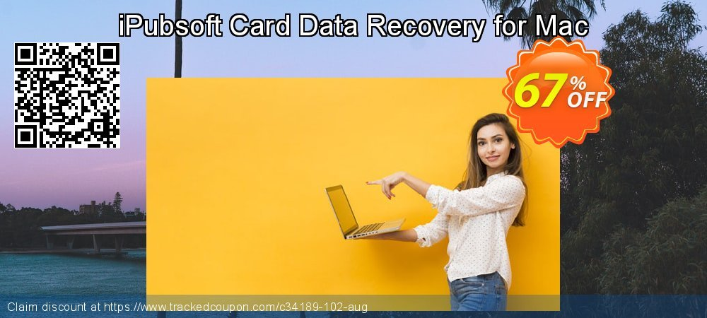 Claim 67% OFF iPubsoft Card Data Recovery for Mac Coupon discount May, 2020
