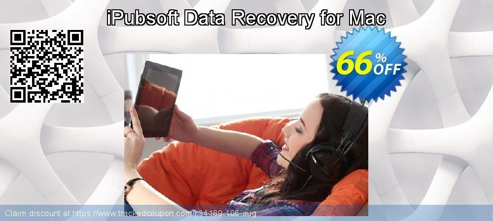 Claim 66% OFF iPubsoft Data Recovery for Mac Coupon discount March, 2021