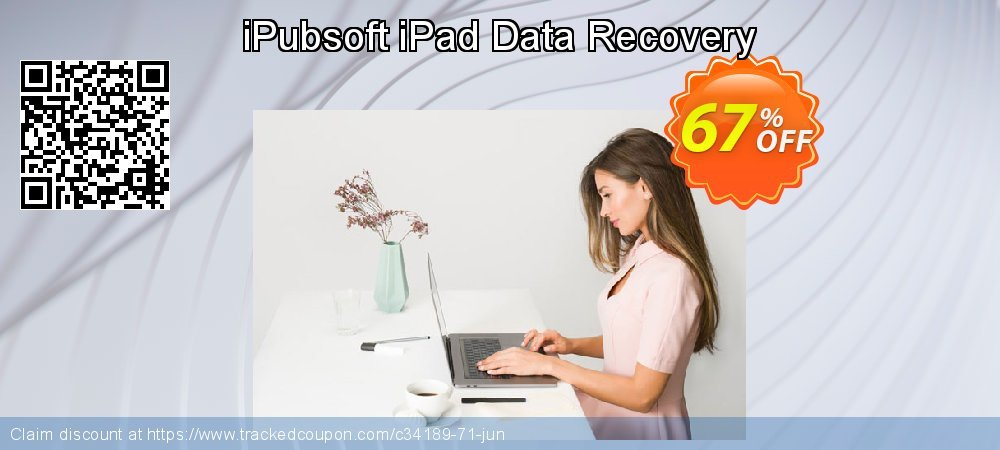 Get 65% OFF iPubsoft iPad Data Recovery discount
