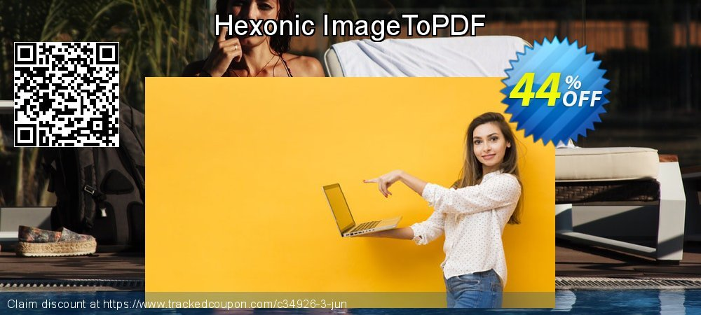 Hexonic ImageToPDF coupon on Back to School coupons discounts