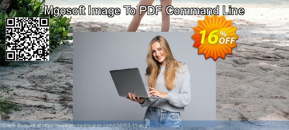 Get 15% OFF Mgosoft Image To PDF Command Line offering sales