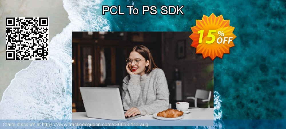 Get 15% OFF PCL To PS SDK promo