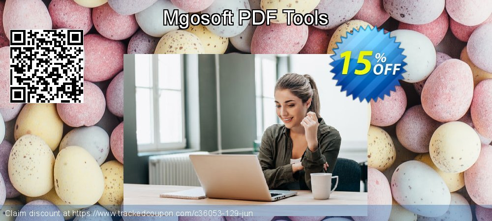 Get 15% OFF Mgosoft PDF Tools promo sales