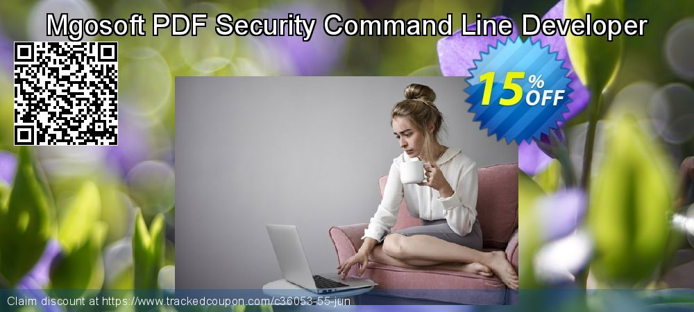 Get 15% OFF Mgosoft PDF Security Command Line Developer offering sales