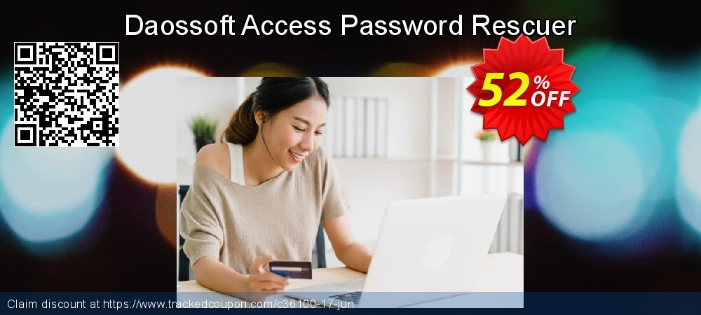 Claim 50% OFF Daossoft Access Password Rescuer Coupon discount July, 2019