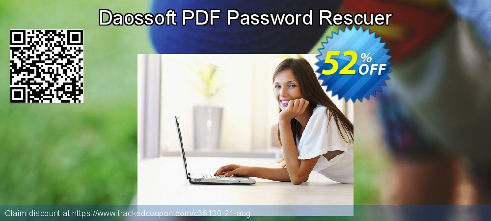 Daossoft PDF Password Rescuer coupon on Christmas offering sales