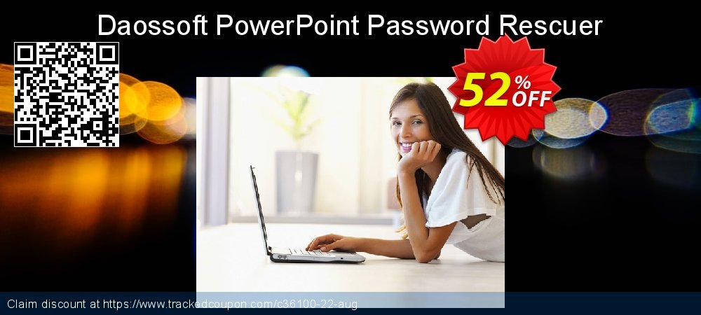 Daossoft PowerPoint Password Rescuer coupon on Father's Day super sale