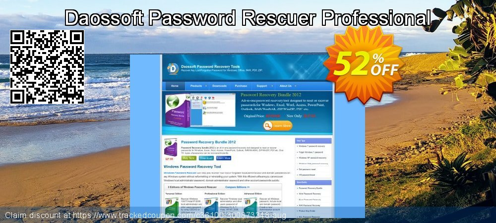 Claim 30% OFF Daossoft Password Rescuer Professional Coupon discount May, 2019