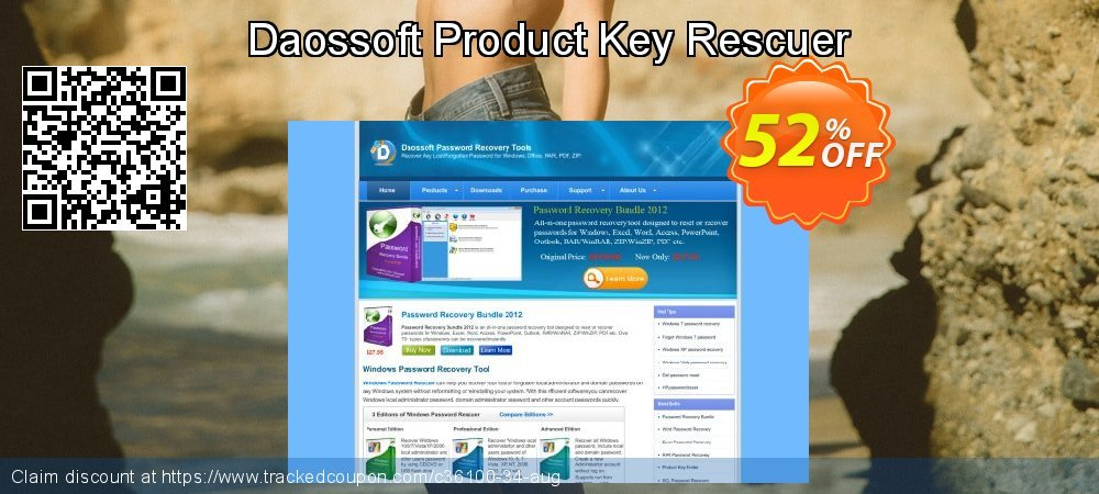 Claim 30% OFF Daossoft Product Key Rescuer Coupon discount May, 2019
