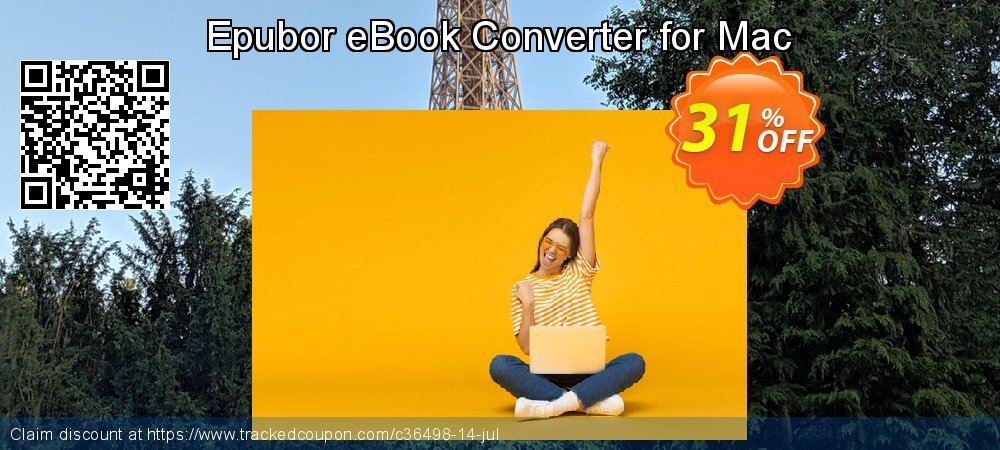 Epubor eBook Converter for Mac coupon on Halloween discounts