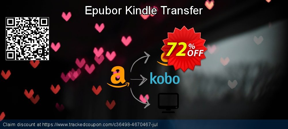 Epubor Kindle Transfer coupon on Exclusive Student deals discounts