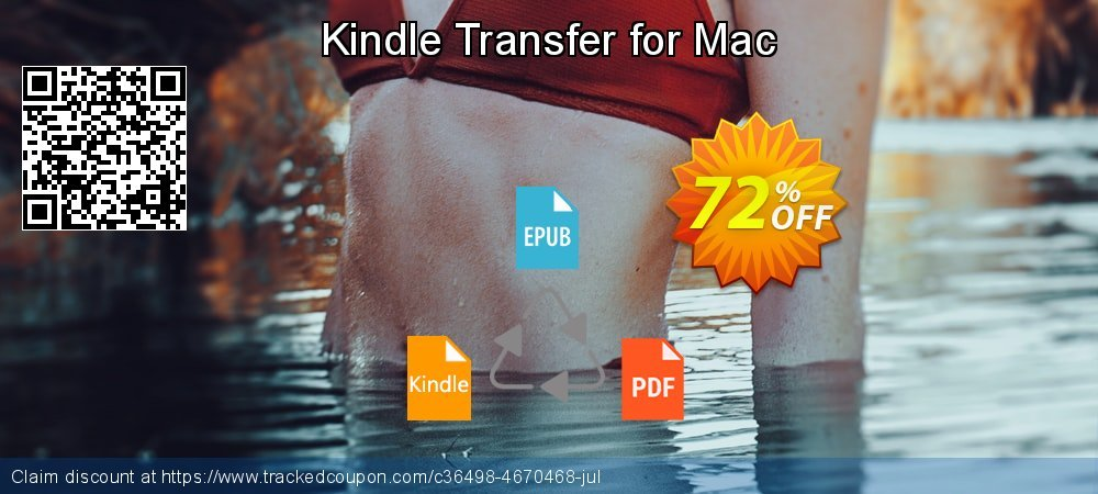 Kindle Transfer for Mac coupon on Student deals promotions
