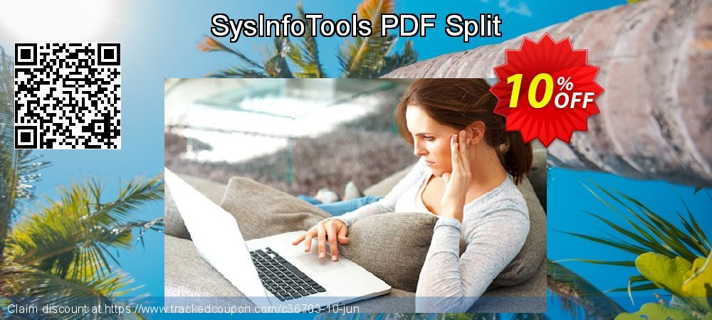 SysInfoTools PDF Split coupon on Back-to-School event sales