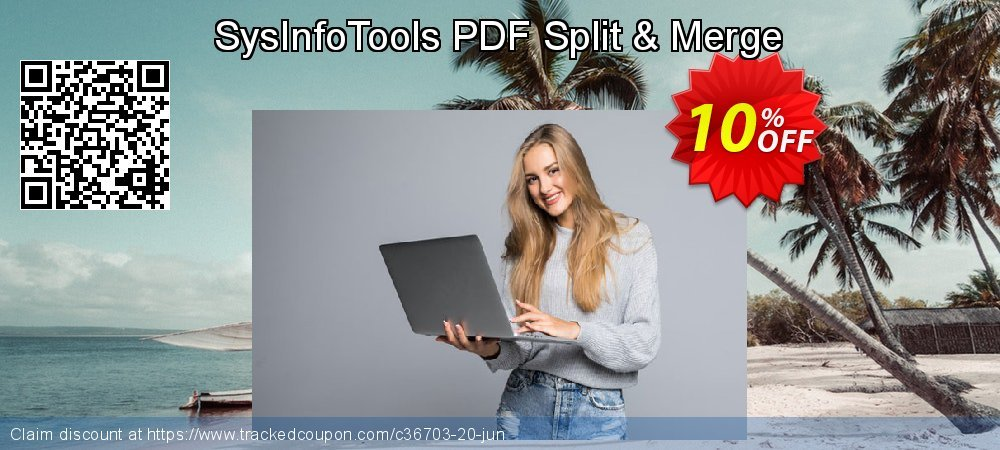 SysInfoTools PDF Split & Merge coupon on Mid-year discounts