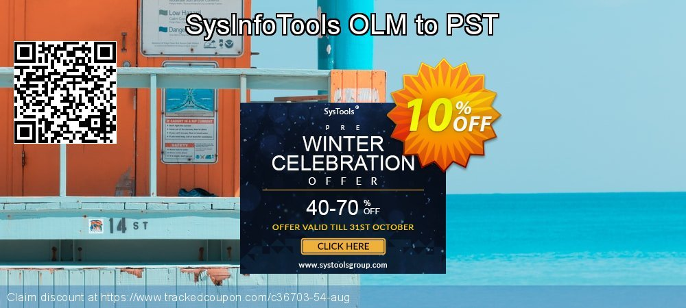 SysInfoTools OLM to PST coupon on Valentines Day offering sales