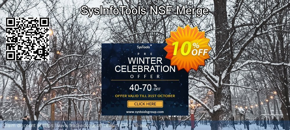 SysInfoTools NSF Merge coupon on Valentine's Day discount