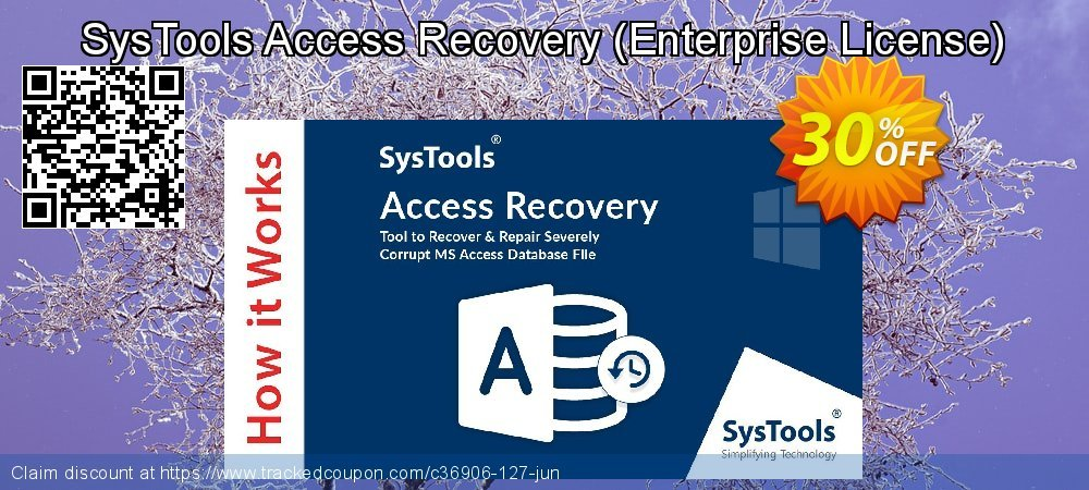 SysTools Access Recovery - Enterprise License  coupon on Xmas Day promotions