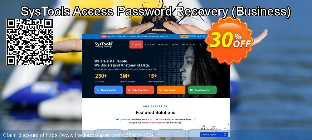 Claim 20% OFF SysTools Access Password Recovery - Business Coupon discount September, 2019