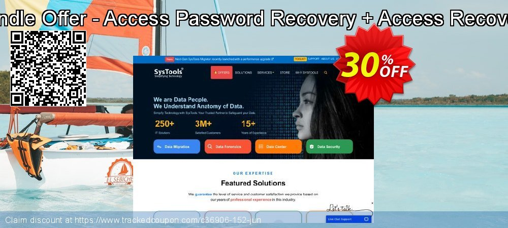 Claim 30% OFF Bundle Offer - Access Password Recovery + Access Recovery Coupon discount August, 2020