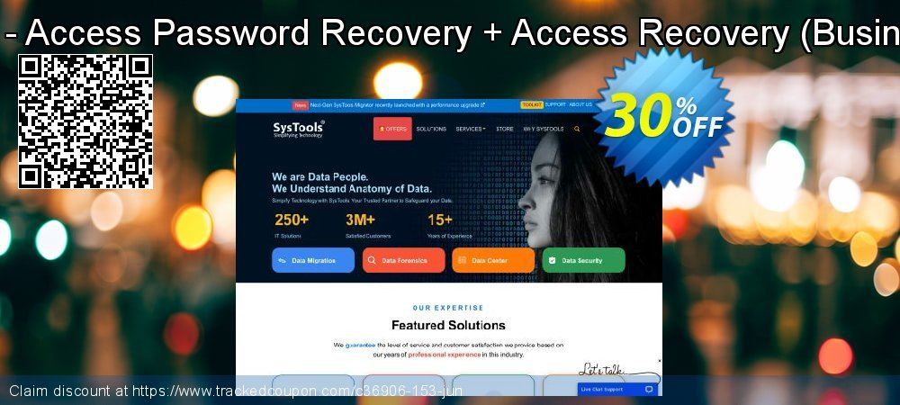 Claim 30% OFF Bundle Offer - Access Password Recovery + Access Recovery - Business License Coupon discount August, 2020