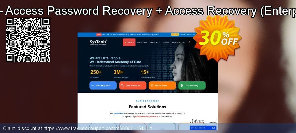 Claim 30% OFF Bundle Offer - Access Password Recovery + Access Recovery - Enterprise License Coupon discount August, 2020