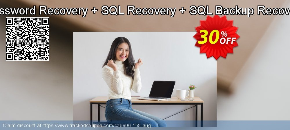 Claim 30% OFF Bundle Offer - SQL Password Recovery + SQL Recovery + SQL Backup Recovery - Personal License Coupon discount August, 2020