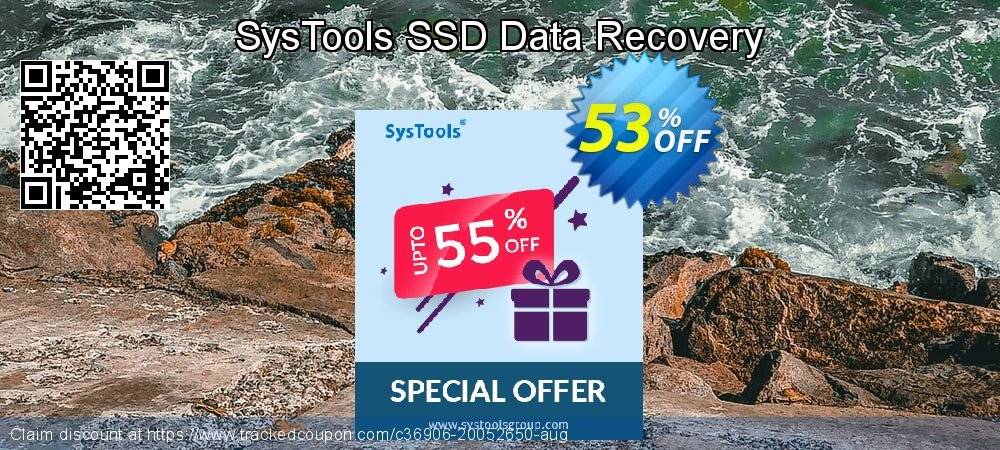 SysTools SSD Data Recovery coupon on April Fool's Day super sale