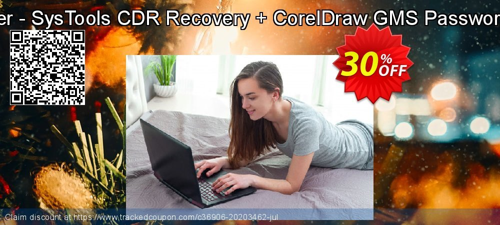 Bundle Offer - SysTools CDR Recovery + CorelDraw GMS Password Remover coupon on World Chocolate Day discount