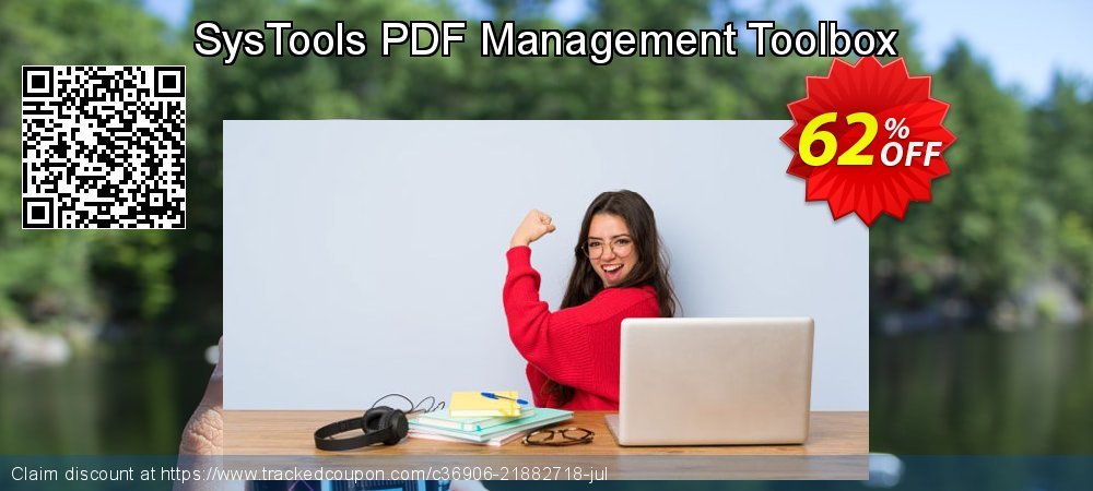 Get 20% OFF Special Offer - SysTools PDF Management Toolbox promo